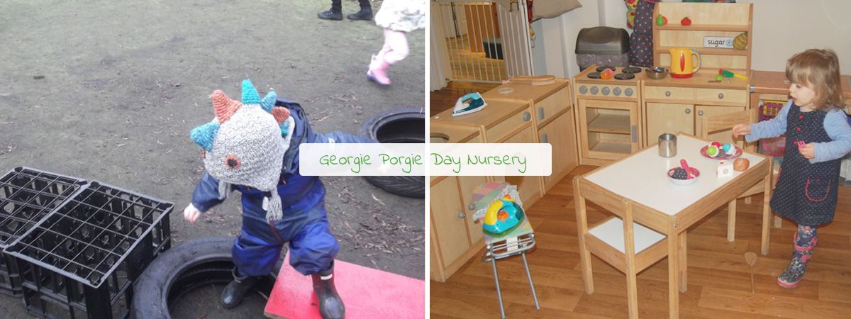 Georgie Porgie Day Nursery in Hadleigh, Benfleet, Essex